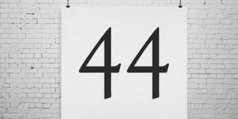 Turning 44