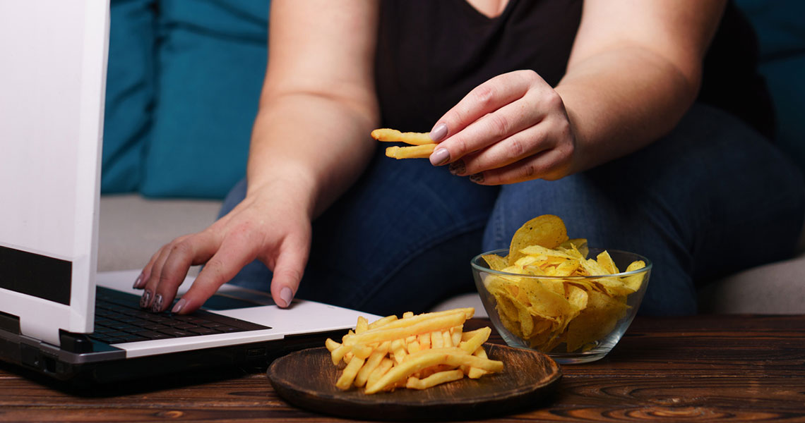 Mindful Eating Roadblock #4: Eating When You're Not Hungry