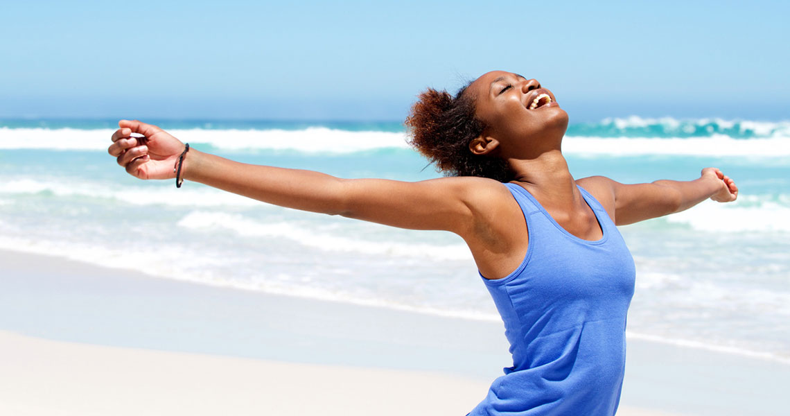 Why You Need 'Blue Space': Why being by a body of water is good for you