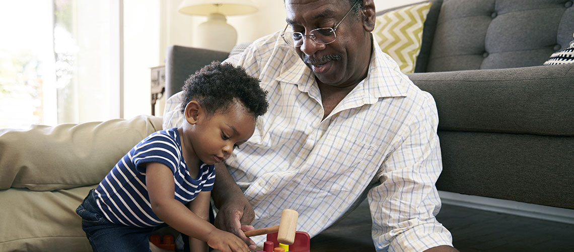What Can Grandparents Teach Us About Global Crises?
