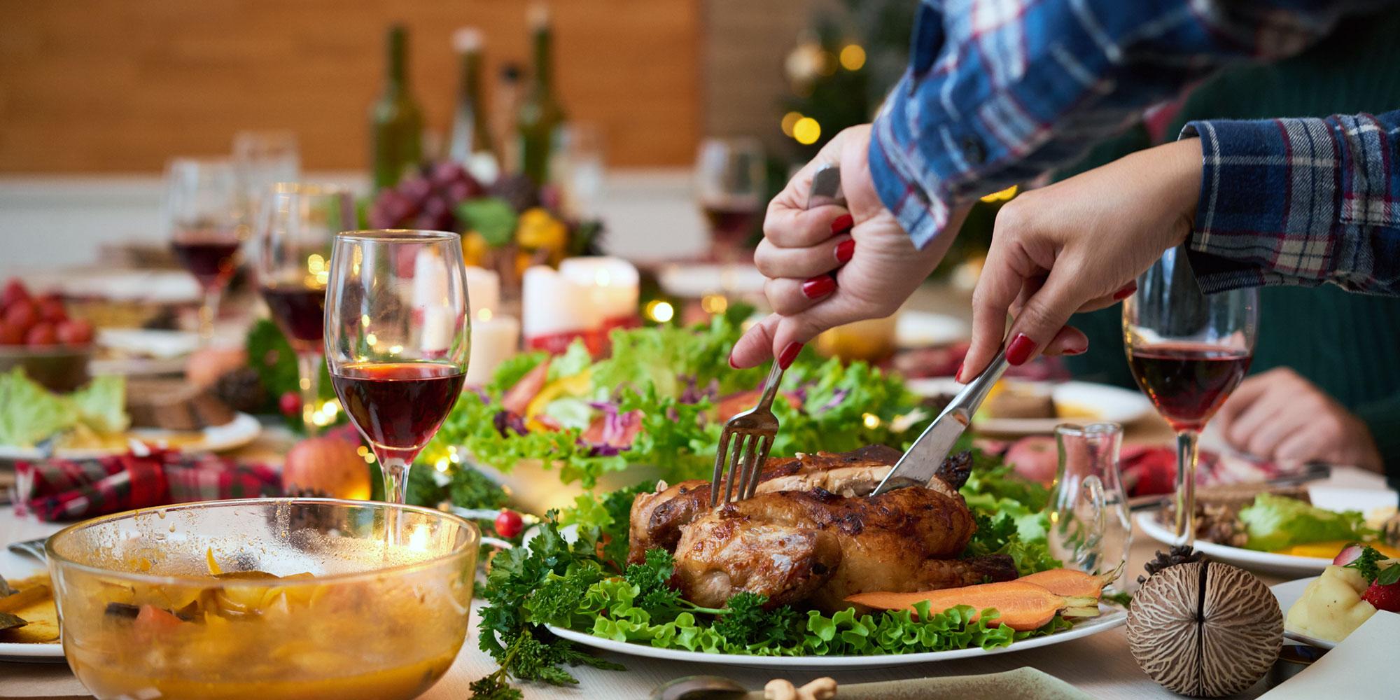 Holiday Celebrations: Practising Mindful Eating