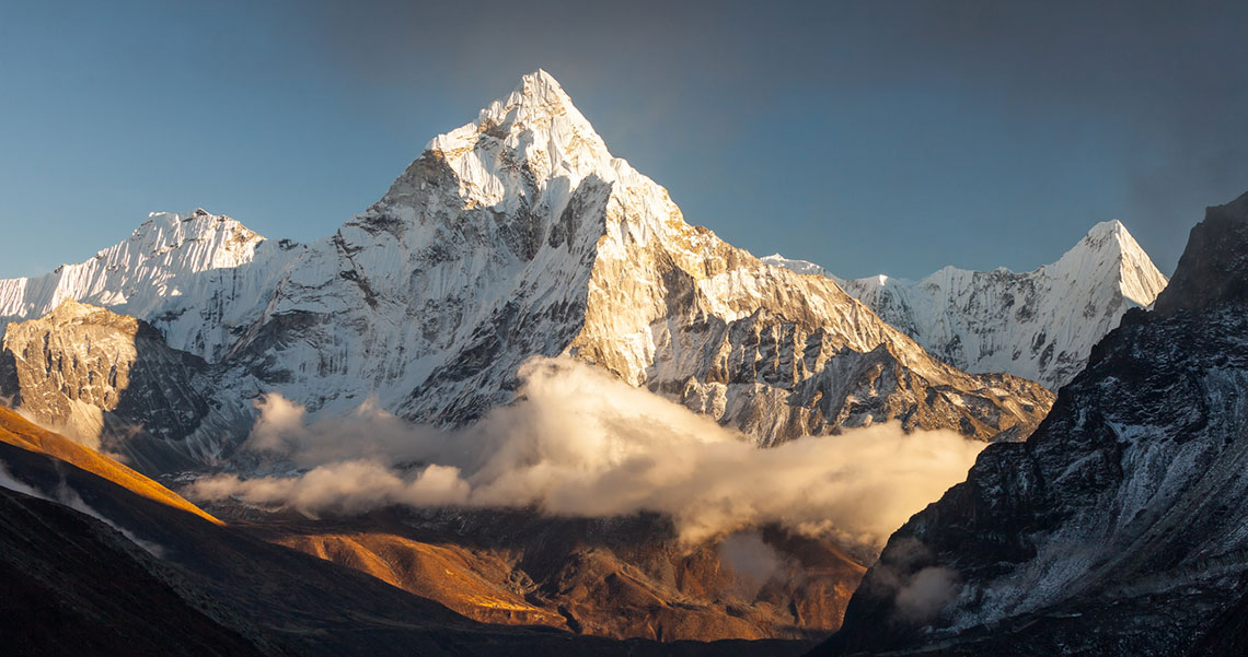 Looking to feel grounded? Try Mountain Meditation
