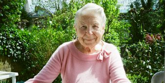Granny Ruth at 90