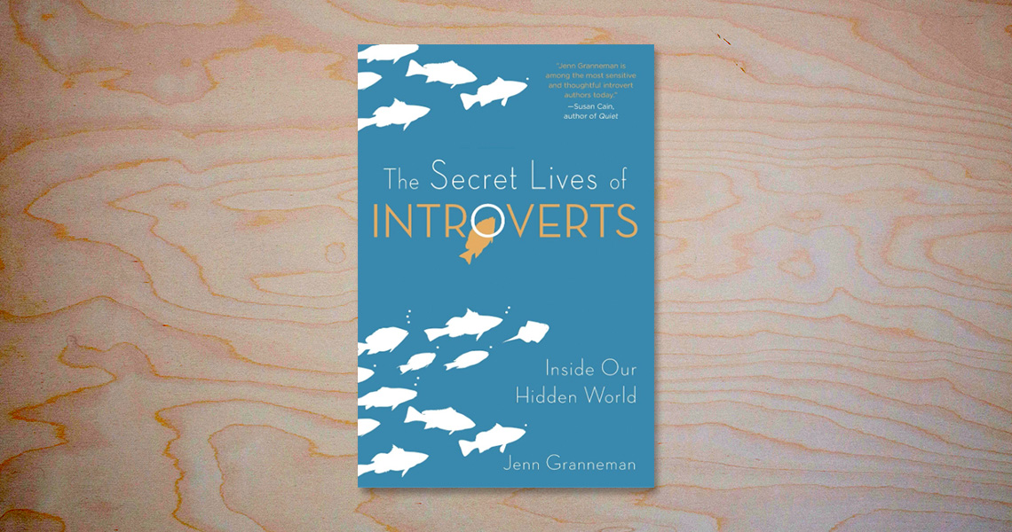 Review of Introvert Book #2: The Secret Life of Introverts
